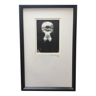 Contemporary Black & White Giclee Print