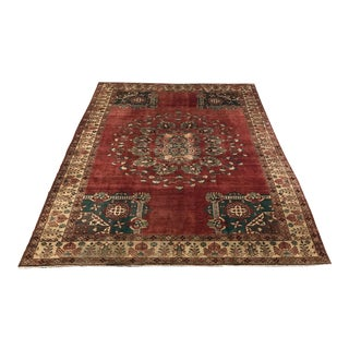 "Old Persian Malayer Rug - 7'5"" x 10'6"""