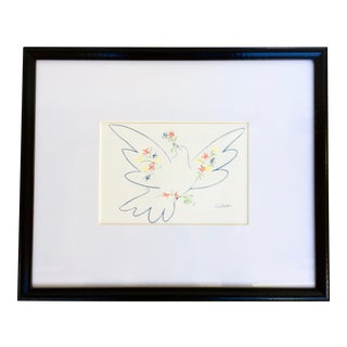 Pablo Picasso Offset Lithograph - Dove of Peace