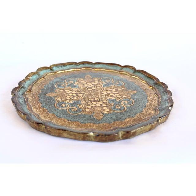 Vintage Florentine Tray - Image 4 of 7