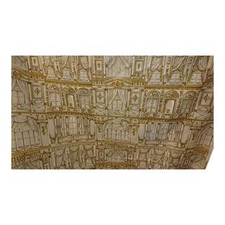 "Scalamandre ""Farnese"" Renaissance Gold"