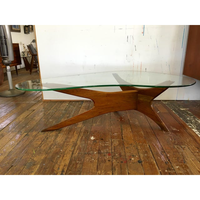 Adrian Pearsall Biomorphic Coffee Table - Image 2 of 10