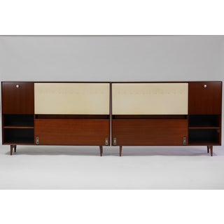 Thin Edge Headboard by George Nelson for Herman Miller
