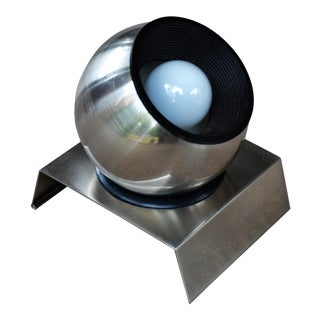 Mid Century Sonneman Style Eyeball Desk Lamp
