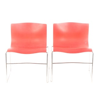 Massimo Vignelli Handkerchief Chairs - A Pair