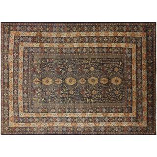 """Oriental Baluch Wool Tribal Rug- 7' 2"""" X 10' 1"""""""