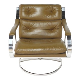 Gardner Leaver for Steelcase Mid-Century Lounge Chair
