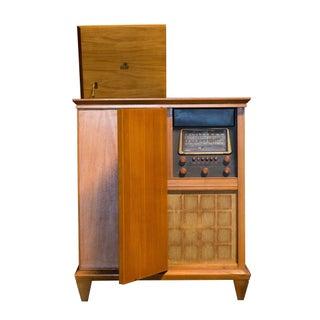 Vintage Mid-Century Magnavox Hi-Fi Stereo Cabinet