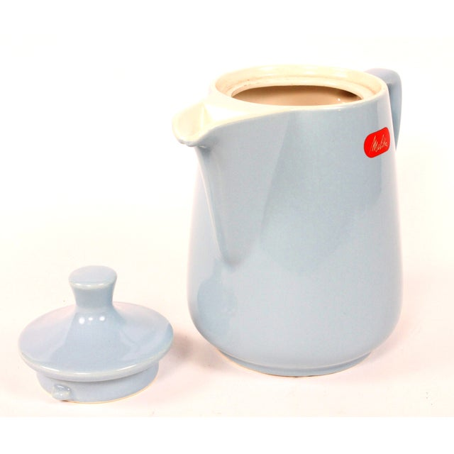 Image of Melitta Blue Tea Pot