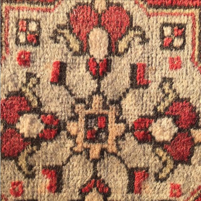 "Vintage Anatolian Persian Rug - 1'7"" X 3'4"" - Image 6 of 7"