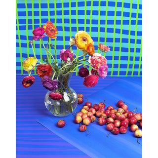 "Teresa Christiansen ""Floral Still"" Pigment Print"