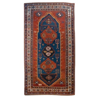 Early 20th Century Karabakh Carpet with Date
