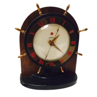 Telechron Nautical Electric Clock