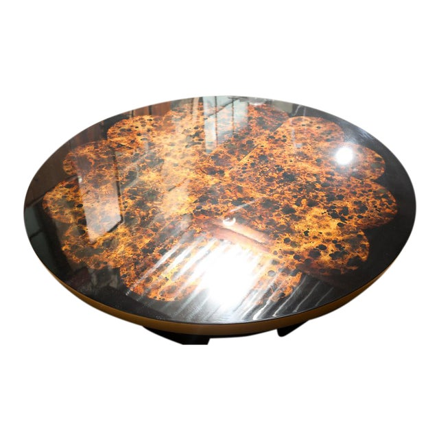 Theodore Muller for Kittinger Lotus Coffee Table - Image 1 of 10