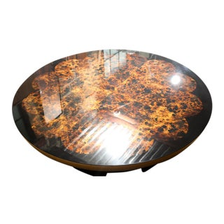 Theodore Muller for Kittinger Lotus Coffee Table