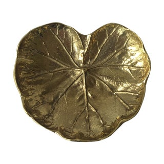 Virginia Metalcrafters Geranium Leaf