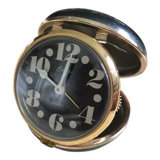 Mid-Century Bradley Pop Up Compact Clock