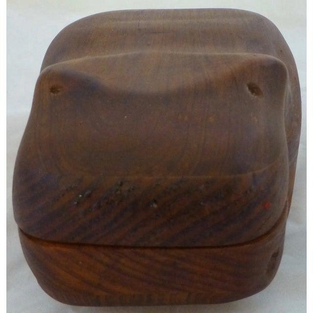 Image of Vintage Deborah Bump Hippo Trinket Box
