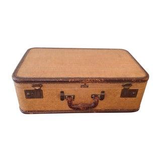 "Vintage ""Amelia Earhart"" Suit Case"