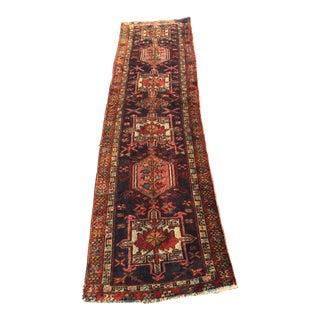 """Vintage Persian Karajeh Runner - 2'1 x 7'10"""""""