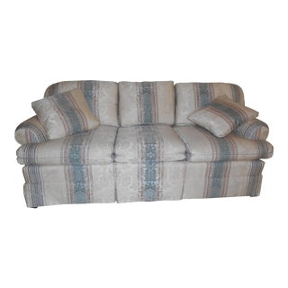 Vanguard Striped Sofa