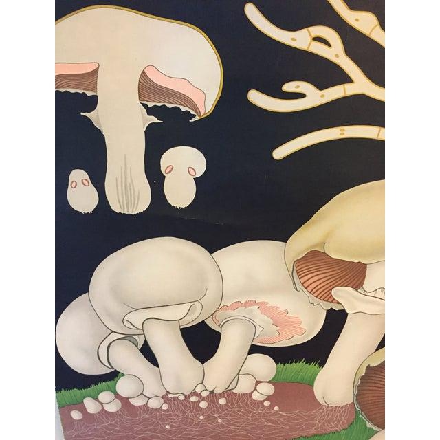 1973 Jung-Koch-Quentell Mushroom School Wall Chart - Image 5 of 8