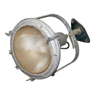 Crouse Hinds Industrial Ship Light