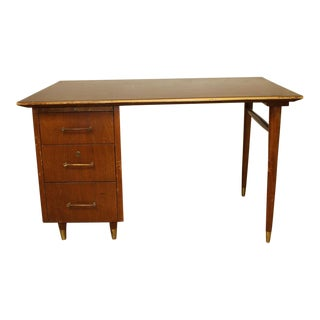 Vintage Mid-Century Danish Office Desk