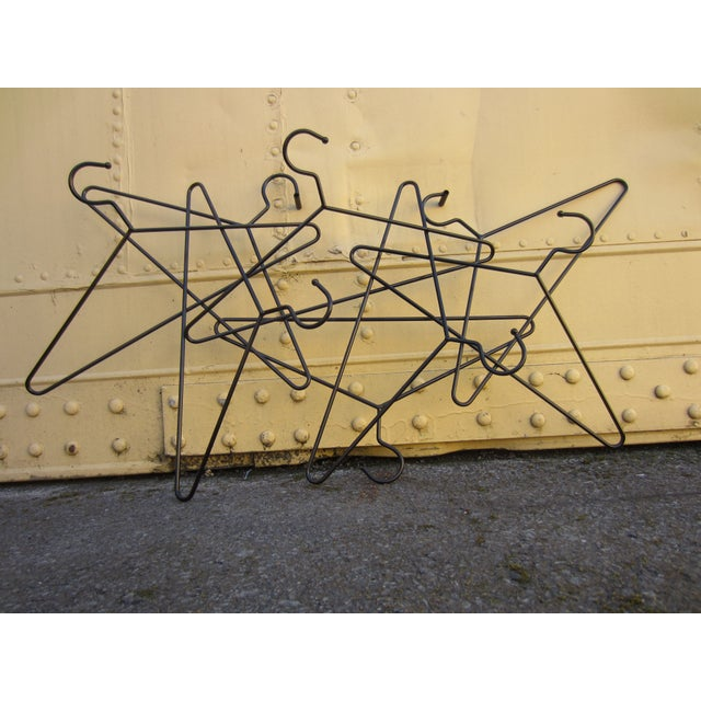 Image of Clothing Hanger Coat Rack