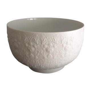 Wiinblad Rosenthal Studio Fantasia Porcelain Bowl