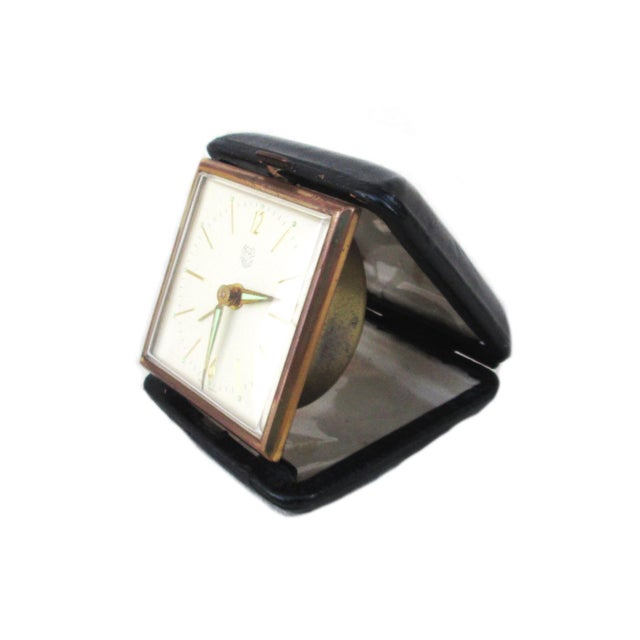 Image of Vintage Herz Product Collapsable Alarm Clock