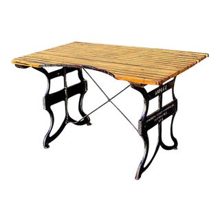Industrial Dining or Work Table