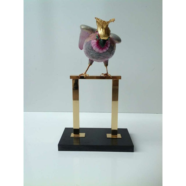 Image of Italian Oggetti Porcelain Cockatoo