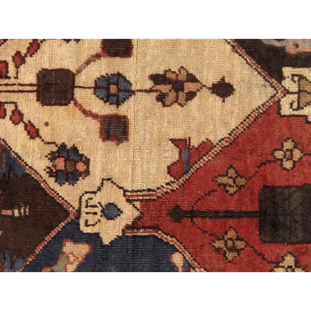 """Pasargad Vintage Bakhshayesh Area Rug - 4'4"""" X 6'5"""" - Image 2 of 3"""