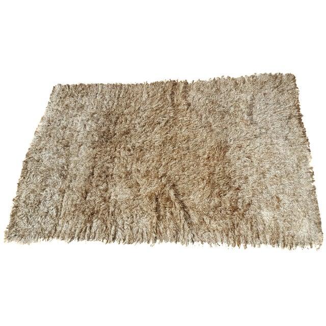 """Madeline Weinrib Mongolian Wool Rug - 8' x 10"""" - Image 1 of 5"""