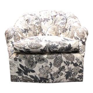 Swivel Chair by DeAngelis Furniture Ltd