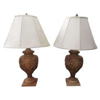 Dayflower French Country Table Lamps - 2