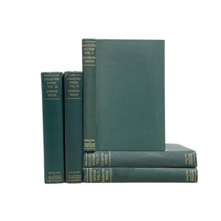 Collected Papers of Sigmund Freud - Set of 5