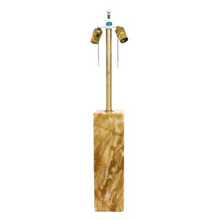 Nessen Calacatta Marble Lamp