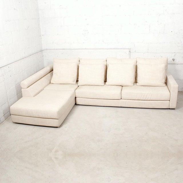 Roche Bobois Sectional Sofa - Image 3 of 7