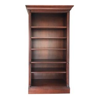 Cherry Finish Classic Bookcase