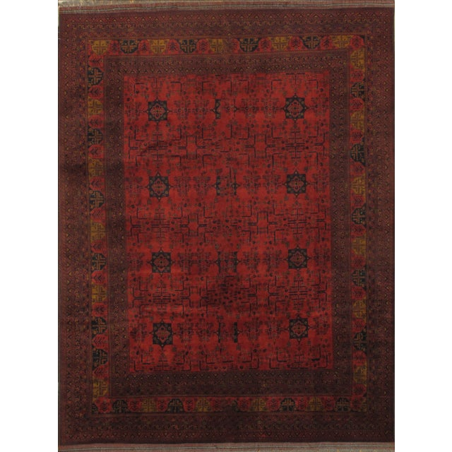 Bashir Rug - 8′8″ × 10′11″ - Image 1 of 2