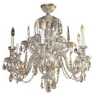 Marie Theresa Venetian Style 12-Arm Chandelier