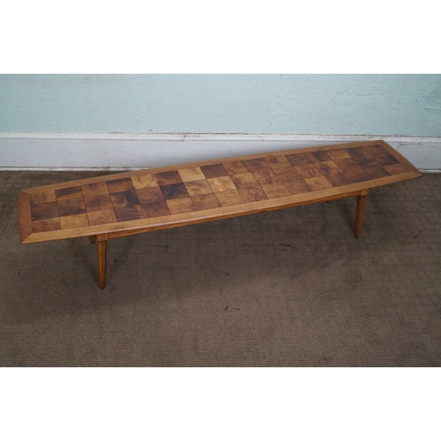 Tomlinson Surfboard Coffee Table - Image 3 of 10
