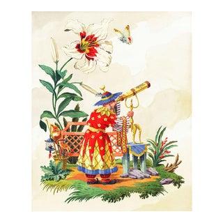 """The Astronomer"" Giclée Print"