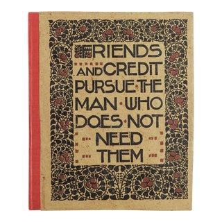 Roycroft Books and Things Catalog, 1905