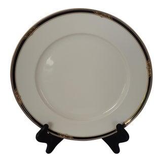 Elegant Fine Porcelain Art Deco Design Charger/Dinner Plate