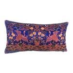 Image of Silk Crane Boudoir Pillow