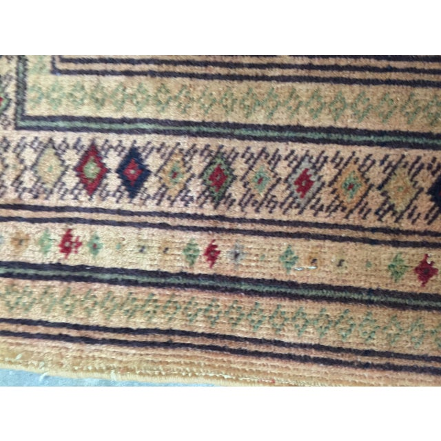 Image of Turkaman Persian Rug - 1′11″ × 2′7″