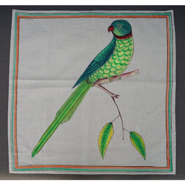 John Robshaw Bird Pillow Cover - Image 2 of 3
